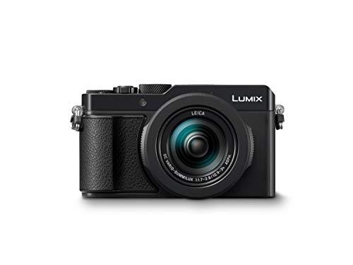 Lumix 16MP Premium Kompaktkamera mit lichtstarkem LEICA Objektiv