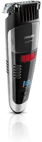 Philips Series 7000 Vakuum Bartschneider mit 3-Tage-Bart-Funktion BT7090/32, schwarz