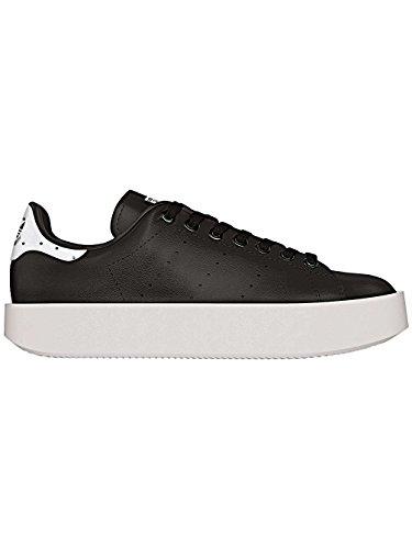 adidas Stan Smith Bold W Black Black White core black-core black-ftwr white
