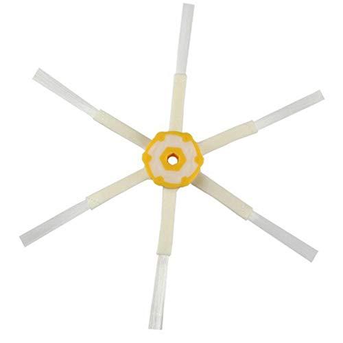 dyudyrujdtry Ersatz-Seitenbürste, passend für Roomba Serie Reiniger für Heimdekoration, 3 Stück - Farben -