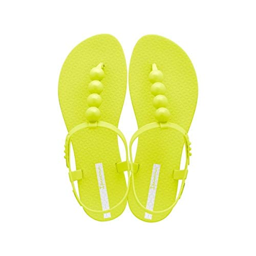 best loved 08cad a5fdc GRENDENE , Sandales pour Femme - Vert - Green/Neon Green, 37 EU EU