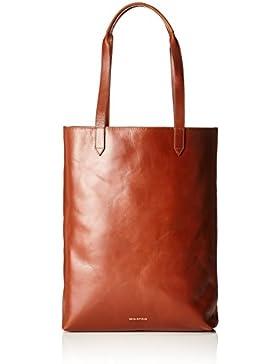 Royal RepubliQ Damen Tote Bag-Cgn, Braun (Cognac), 10x41,5x31 cm