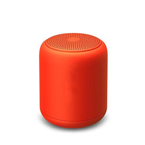 XSCZJL Altavoz inalámbrico Bluetooth Alta Capacidad Mini Audio Subwoofer al Aire Libre...