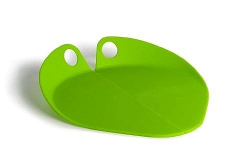 Architec Flex Cutting Board Ribbit Medium in Green by Architec
