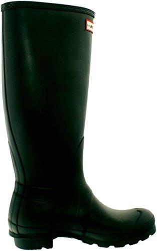 Hunter Women's Original Tall Knee-High Rubber Rain Boot Océan