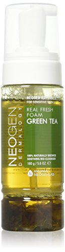 NEOGEN DERMALOGY REAL FRESH FOAM (Green tea) by Neogen (Labs Cranberry)