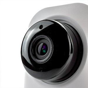 KOBERT GOODS drahtlose IP Indoor-Überwachungskamera APP KG26 HD Netzwerk IP Kamera mit IR-Nachtsicht P2P Zwei-Wege-Audio Mikrofon Digital Zoom Bewegungserkennung WiFi Wlan - 6
