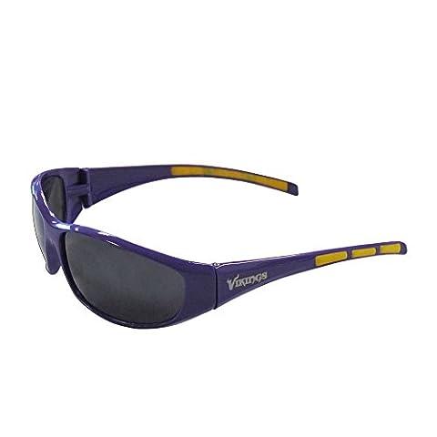 Minnesota Vikings Wrap Sonnenbrille