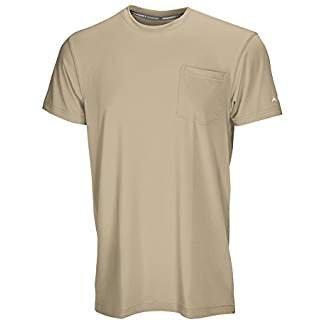 Stylisches Polo Shirt Outdoor Sport Kurze Shirt mit Kragen Airborne Abzeichen bedruckt xl gelb (Und Polos Jones Devon Herren)