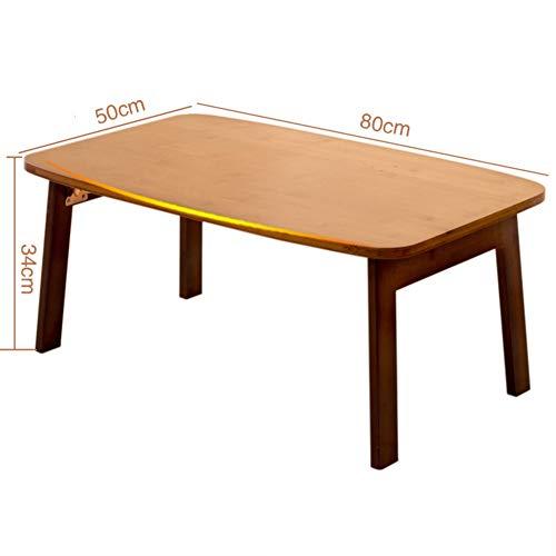 Escritorio del Ordenador portátil de bambú,Mesa de Cama Ajustable ...