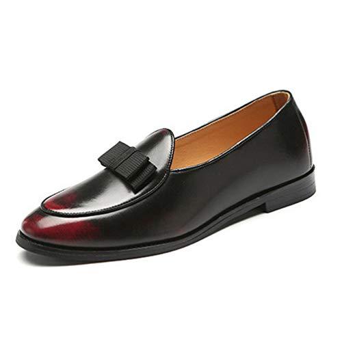 Billig Wingtip Schuhe - Kleiderschuhe Männer Wingtip Formal Pointed Toe