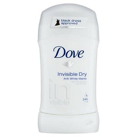Dove Invisible Dry Stick Anti-Perspirant Deodorant 40ml Case of 6