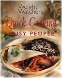 Weight Watchers Quick Cooking for Busy People