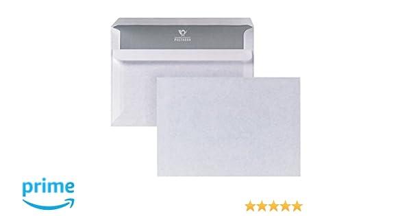1.000 Stück BONG Briefumschlag C6 selbstklebend weiß mit Fenster