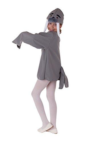 Magicoo Seelöwe Kostüm Kinder - Walross Kostüm für Kinder für Jungen und Mädchen Karneval - Robben Fisch Kostüm Kinder