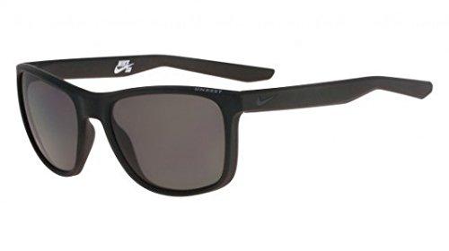 Nike Herren UNREST P EV0954 002 57 Sonnenbrille, Schwarz (Mtt Blck/Dp Pwtr W),