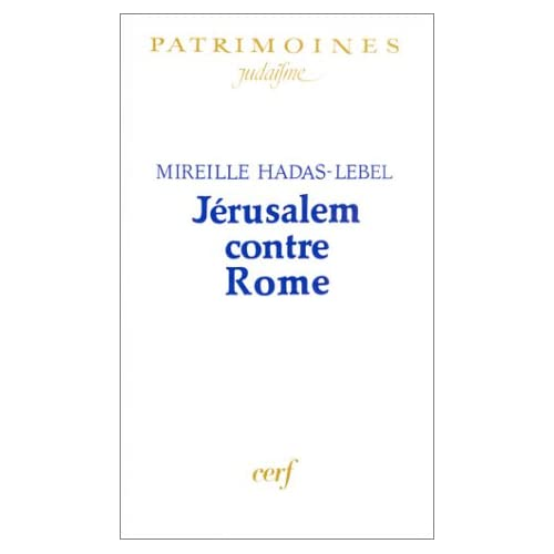 Jérusalem contre Rome