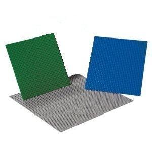 Preisvergleich Produktbild LEGO 9286 Bauplatten, 4 Stück