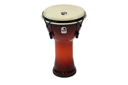 TOCA Djembe Freestyle Mechanically Tuned SFDMX-10AFS African Sunset 10