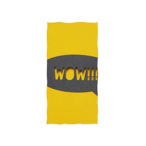p Art Soft Spa Strand Badetuch Fingerspitze Handtuch Waschlappen Für Baby Erwachsene Badezimmer Strand Dusche Wrap Hotel Reise Gym Sport 30x15 Zoll ()