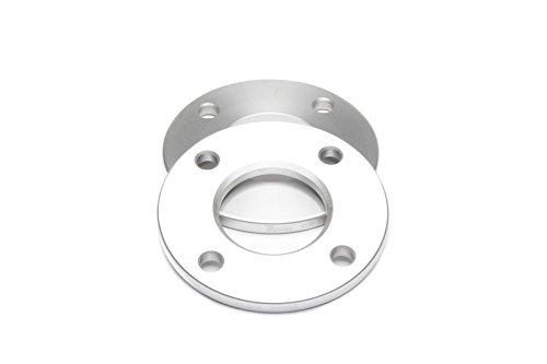 Cales Elargisseurs de voies 10 mm par cote / 20 mm par axe 4x108 pour Citroen, Peugeot