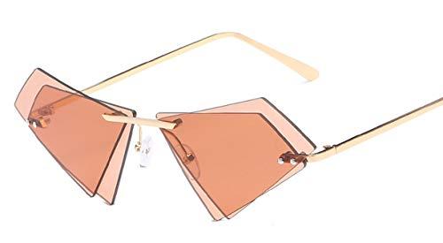 Wikibird Sonnenbrille Damen Sonnenbrillen Retro Design Outdoor-Brille Outdoor UV Oversized Lässige Brille Ultra Light Dekogläser Festival Fashion
