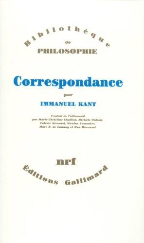 Correspondance