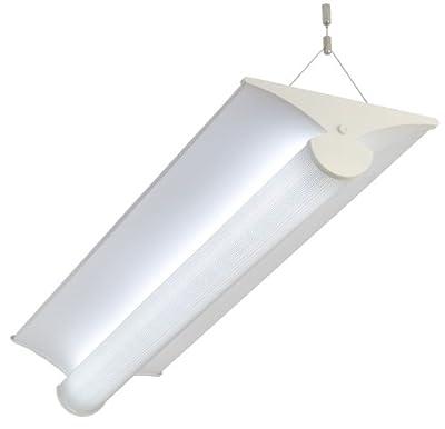 Pendelleuchte, Bürolampe, FlyI 2x54W, T5, EVG, Büro Designleuchte, Deckenleuchte, Hängeleuchte von TEUTO LICHT auf Lampenhans.de
