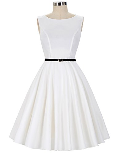50s Rockabilly Kleid Festliches Kleid Partykleider Cocktailkleider GD6086 New CL6086-34