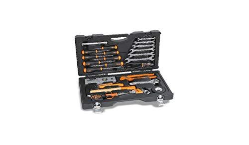 Beta set attrezzi 33 inserti professionali valigia lavoro chiavi giraviti 2041uc