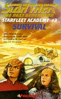 Cover of Survival (Starfleet Academy 3)