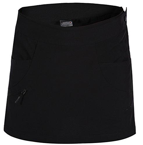 zity superposé de Sport Femme Noir - Noir