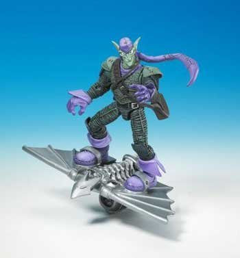 Green Goblin with Missile Launching Glider
