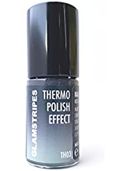 THERMO POLISH EFFECT NAGELLACK - BLACK TO GREY - NEW!