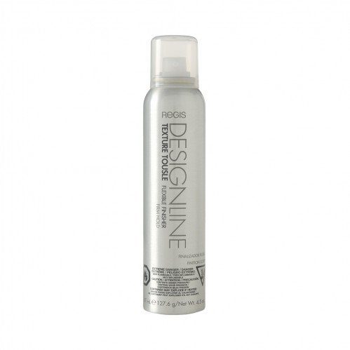 Regis Designline, or Mc Mastercuts (Finish) Texture Tousle Flexible Finisher - Firm Hold - 4.5 oz./127.6 g by Mc Mastercuts