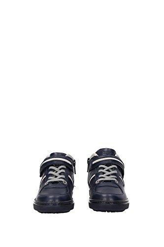 UXC0JL0I2809XE12WE Tod's Sneakers Kind Leder Blau Blau