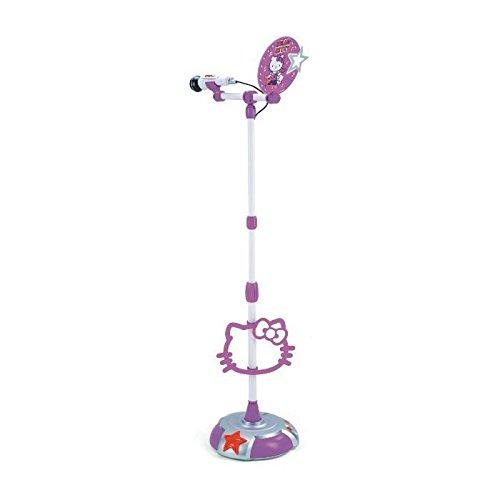 Smoby 27293 - Hello Kitty Standmikrofon