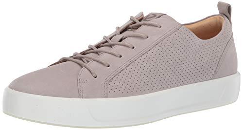 ECCO Herren Soft 8 Sneaker, Grau (Moon Rock 2459), 42 EU -