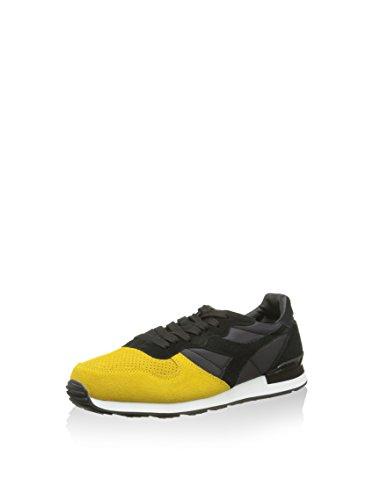 2394N sneaker DIADORA scarpe uomo shoes men nero nero/senape
