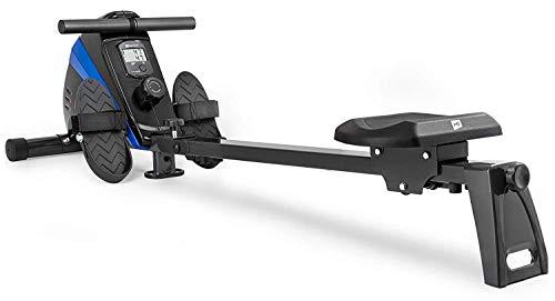 Hop-Sport Rudergerät Boost Ruderzugmaschine mit Computer & Magnetbremssystem blau kaufen  Bild 1*