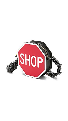 3XA759880511112 Moschino Sac à bandoulière Femme Cuir Noir Noir