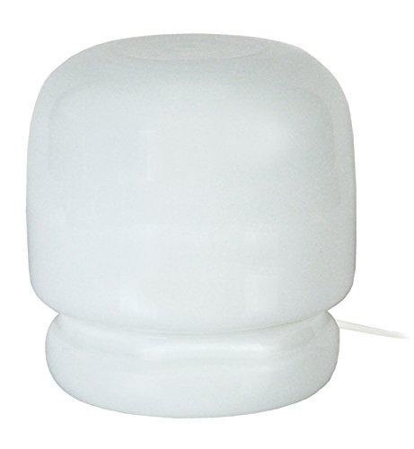 Tosel 64021Isle De Paque Lampe Glas mundgeblasen Satin 200x 200mm -