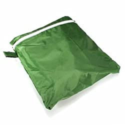 Green BBQ Barbecue Grill Water Proof Cover Bag BBQ Gas Grill Protection