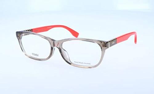 Fendi Damen FF 1003/F 7TL/15-54-15-140 Brillengestelle, Grau, 54