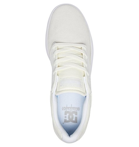 DC Shoes Mikey Taylor - Chaussures pour Homme ADYS100303 White/Gum