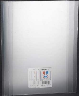 Clear Polyester, .030 x 7.6