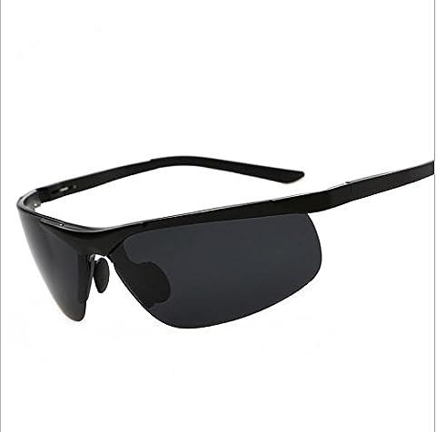Neue Ex Aluminium Magnesium Polarisiert Sonne Brille Sonnenbrille Herren Sonnenbrillen Driving Objektiv Goggles , 3