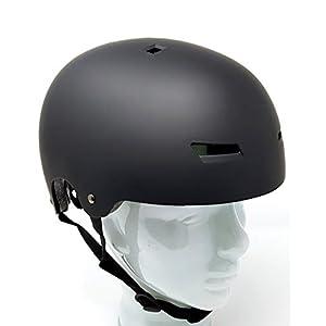 Hi-SHOCK Fahrradhelm + Schutzausrüstung/Verstellbarer Skateboard, BMX, Inliner, E-Scooter Helm mit Drehrad-Anpassung…