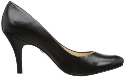 Buffalo London 007x-002 Nappa Soft, Chaussures Pour Femmes Noires (noir (noir 01))
