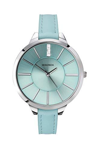 Sekonda Editions Cadran bleu Bleu Sangle montre pour femme 2712